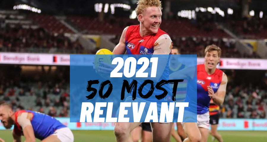#8 Most Relevant | Clayton Oliver