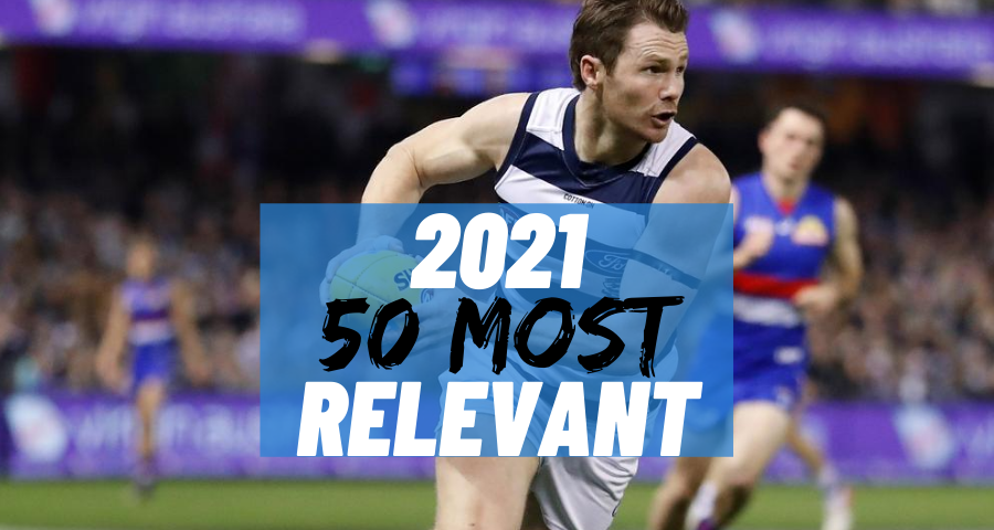 #5 Most Relevant | Patrick Dangerfield