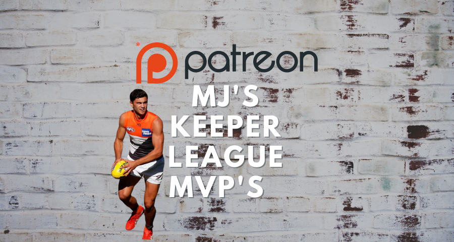 Patreon Exclusive | MJ's Keeper League MVP's