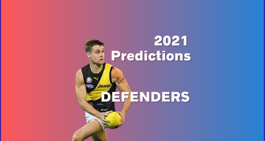 2021 Fantasy Football Predictions   Defenders