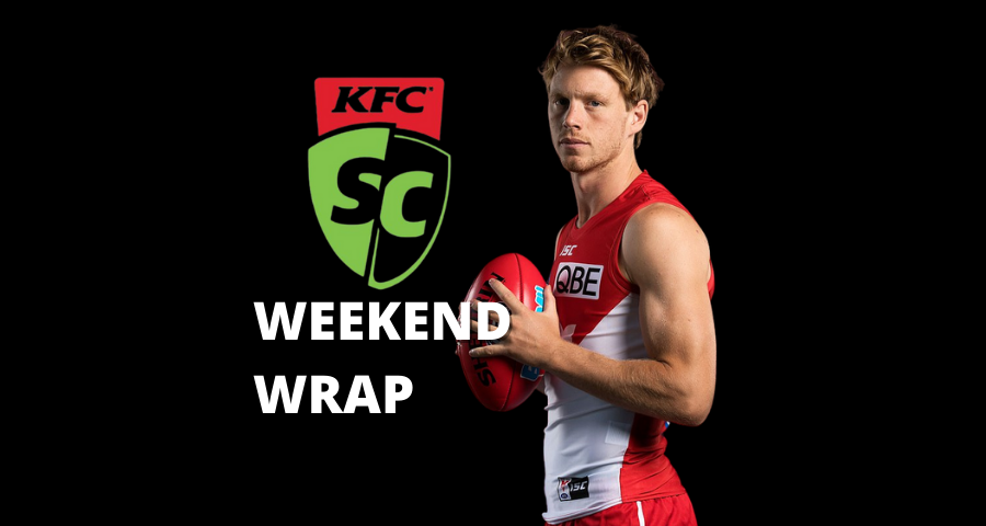Supercoach Weekend Wrap | Round One