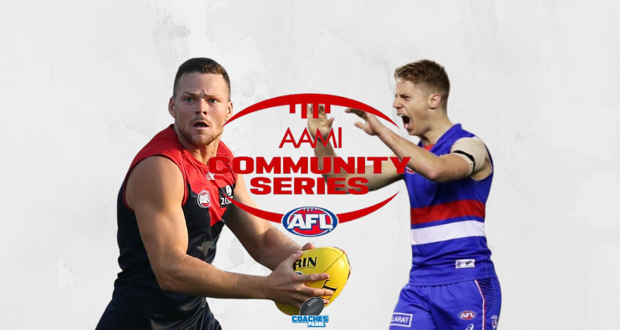 AAMI Community Series Review | Bulldogs Vs Demons