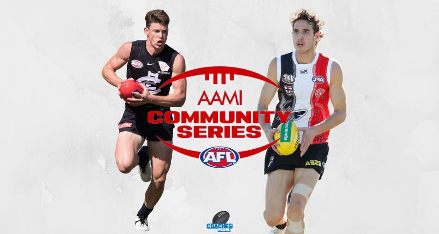 AAMI Community Series Review | Blues Vs Saints