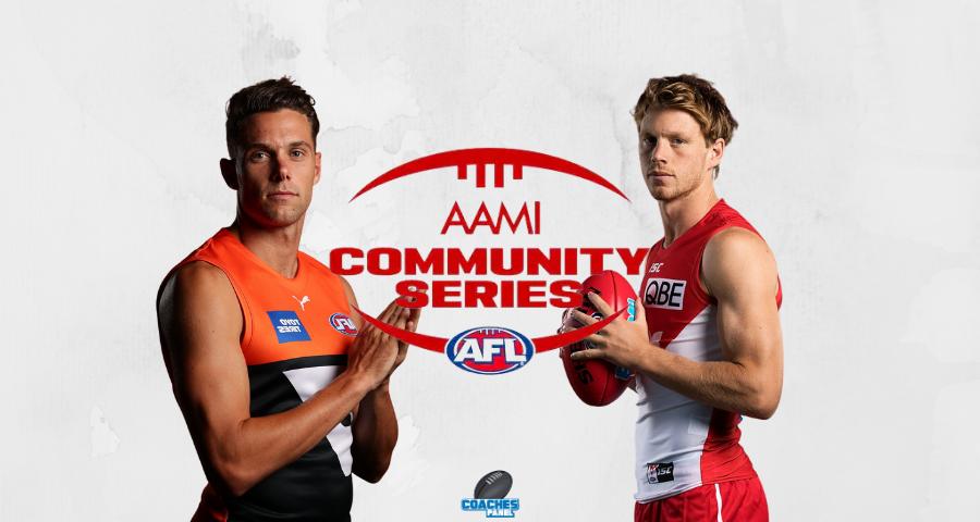 AAMI Community Series Review | Swans Vs Giants