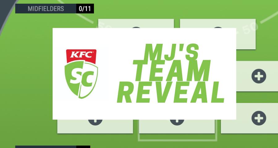 Team Reveals | MJ's SuperCoach