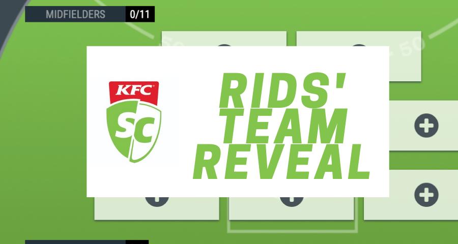 Team Reveals | Rids SuperCoach