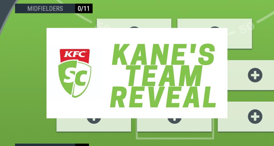 Team Reveals | Kane's SuperCoach