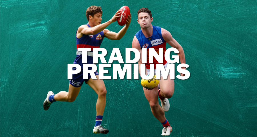 Trading Out Injured Premiums in Fantasy Footy