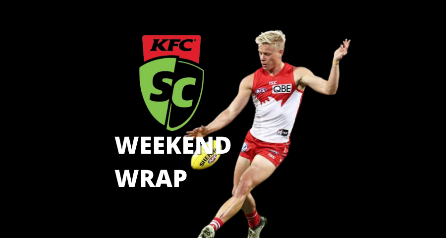 SuperCoach Weekend Wrap Up | Round 11