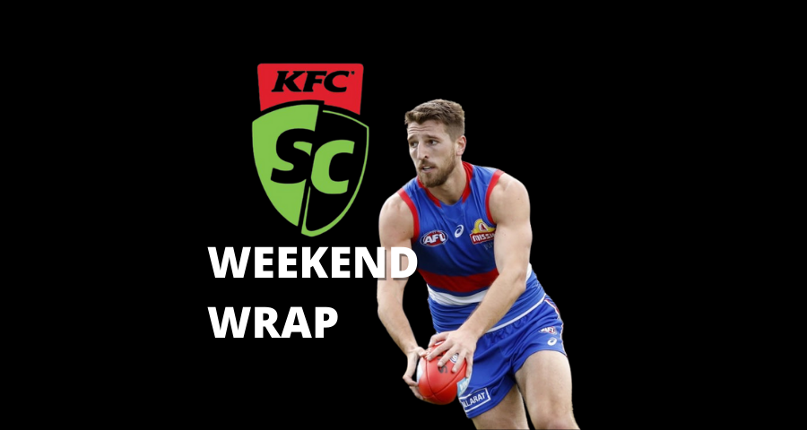 SuperCoach Weekend Wrap Up | Round 8