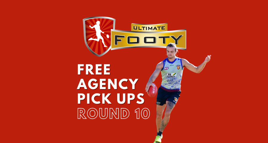 UltimateFooty   Free Agency Pick Ups   Round 10