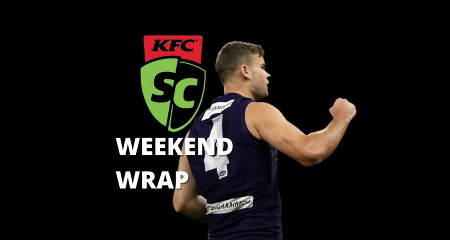 SuperCoach Weekend Wrap | Round 13