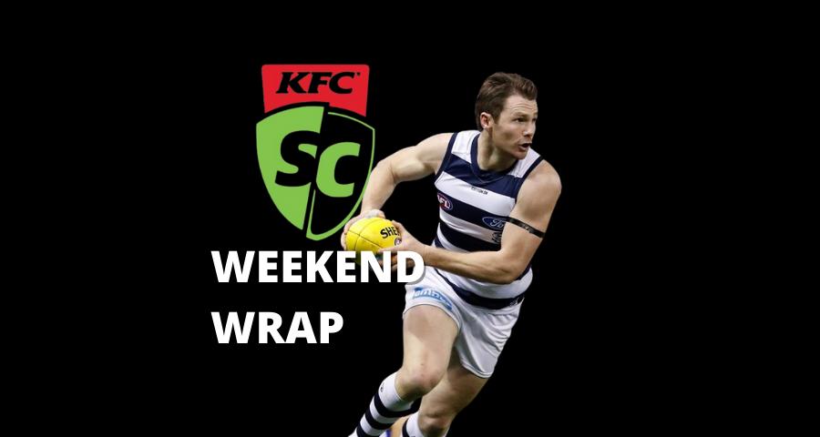 SuperCoach Weekend Wrap | Round 14