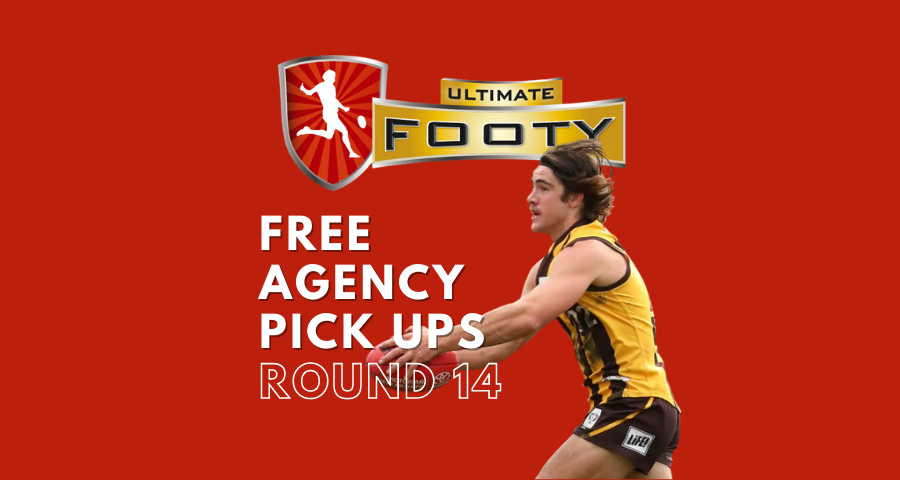 Ultimate Footy | Free Agency Pick Ups | Round 14