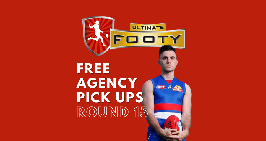 UltimateFooty | Free Agency Pick Ups | Round 15