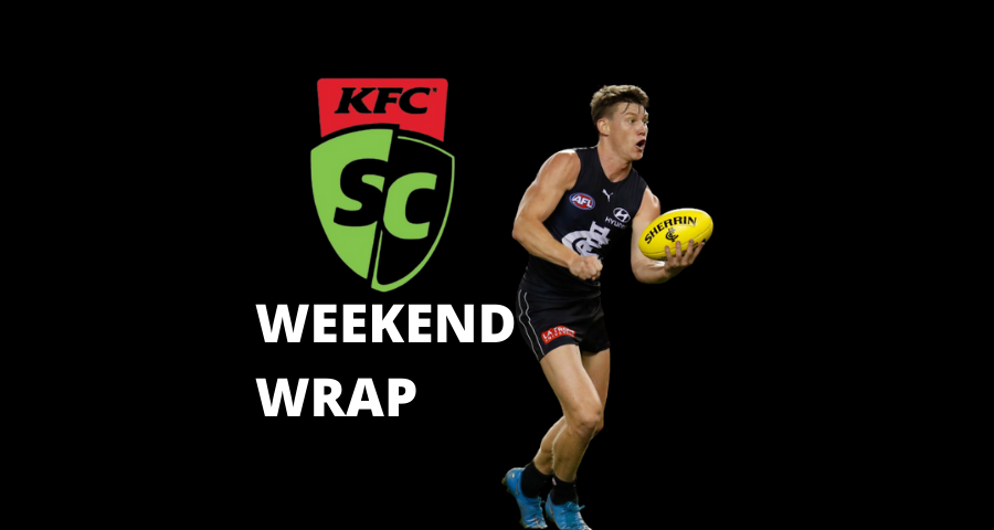 SuperCoach Weekend Wrap Up | Round 18