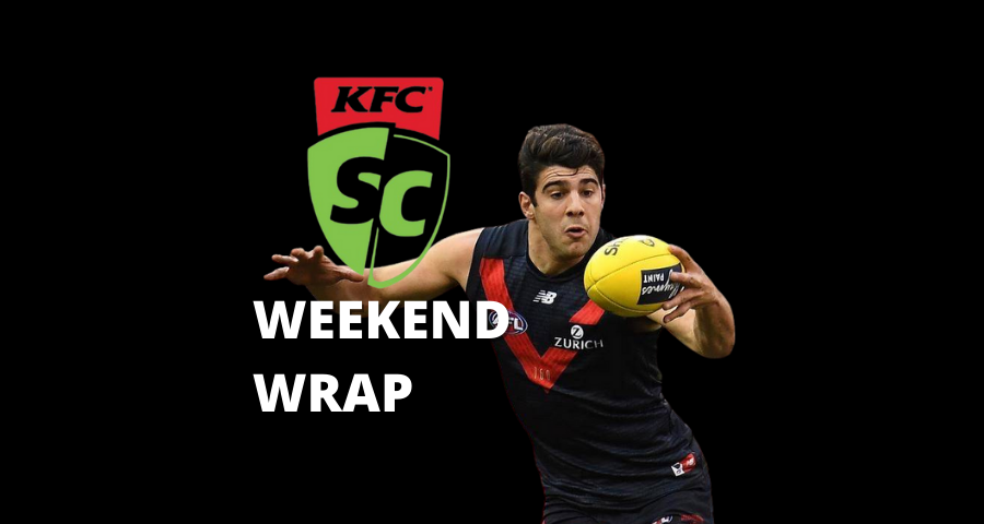 SuperCoach Weekend Wrap | Round 17