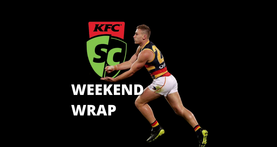 SuperCoach Weekend Wrap | Round 19