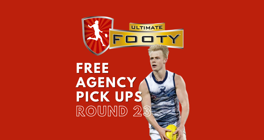 UltimateFooty | Free Agency Pick Ups | Round 23