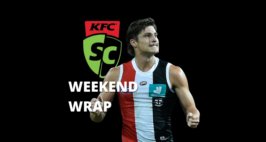 SuperCoach Weekend Wrap UP | Round 20