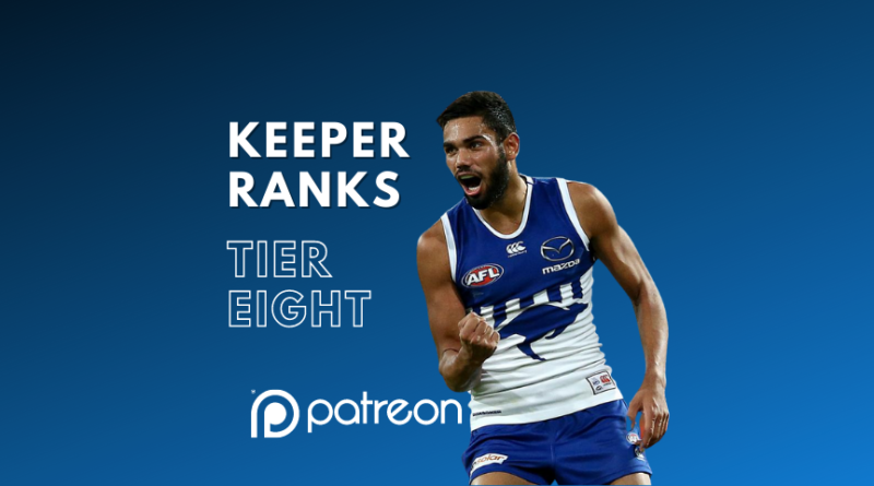 Keeper League Ranks | Tier Eight | Patreon Exclusive