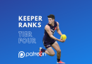 Keeper League Ranks | Tier Four | Patreon Exclusive
