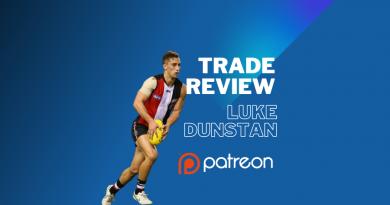 AFL Trade Review | Luke Dunstan